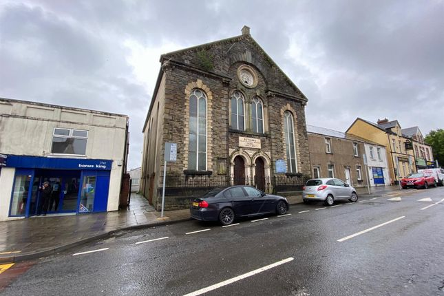 Thumbnail Commercial property for sale in Woodfield Street, Morriston, Swansea