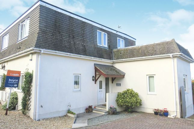 Thumbnail End terrace house for sale in Ranscombe Road, Brixham