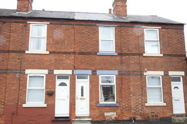 Thumbnail Terraced house for sale in Hardstaff Road, Sneinton, Nottingham