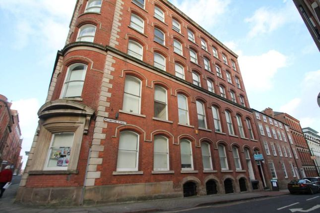 Thumbnail Flat to rent in Stoney Street, Nottingham