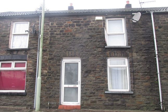Thumbnail Terraced house to rent in Penygraig Road, Tonypandy