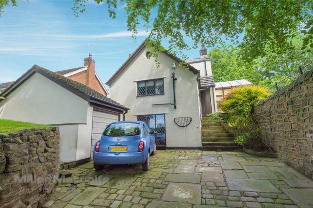 Thumbnail Cottage for sale in Chorley Old Road, Whittle-Le-Woods, Chorley, Lancashire