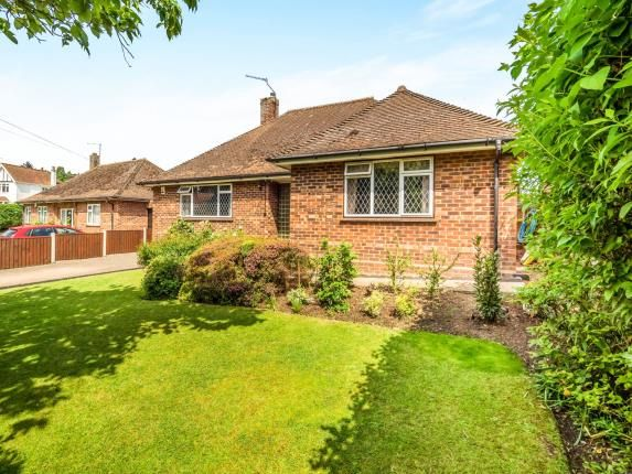 Thumbnail Bungalow for sale in Thorpe St. Andrew, Norwich, Norfolk