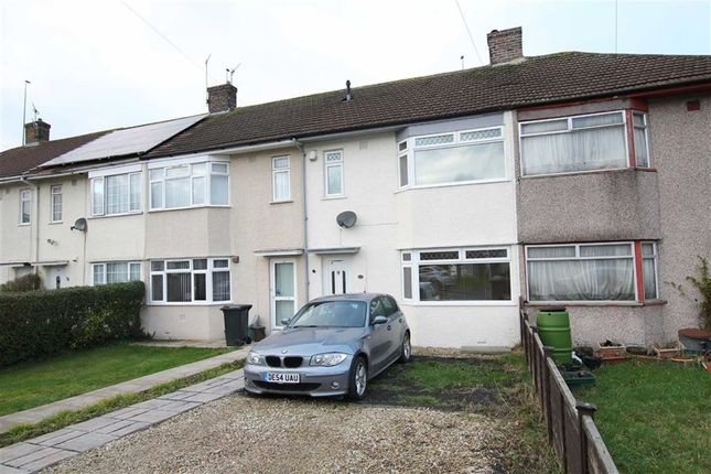 Thumbnail Terraced house for sale in West Town Road, Shirehampton, Bristol