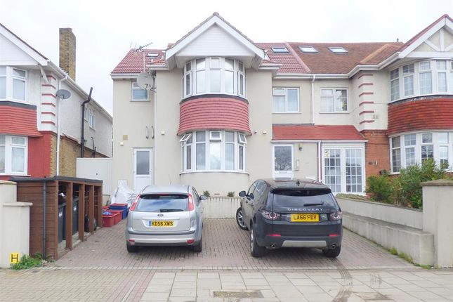 Thumbnail Semi-detached house for sale in Great West Road, Osterley