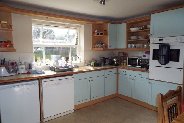 Thumbnail Detached house to rent in Whitebeam Road, Oadby, Leicester
