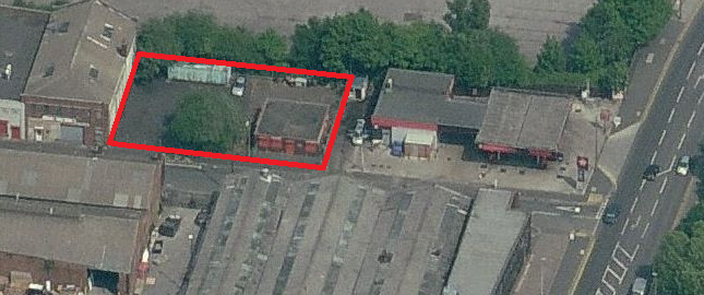 Thumbnail Land for sale in Duncan Street, Salford