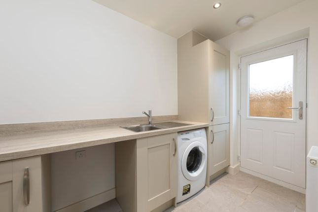 Utility Room of Plot 3, The Copse, Marton Cum Grafton, Near Boroughbridge YO51