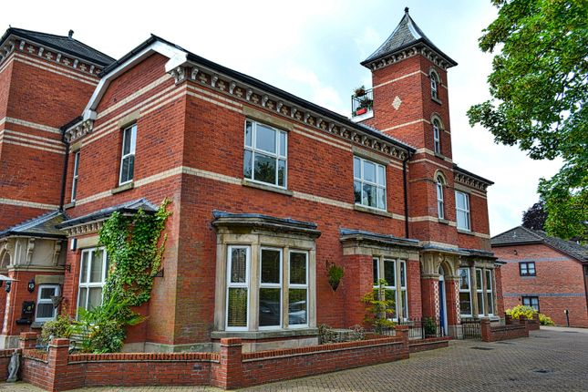 Thumbnail Flat for sale in 15-17 Newcastle Road, Congleton
