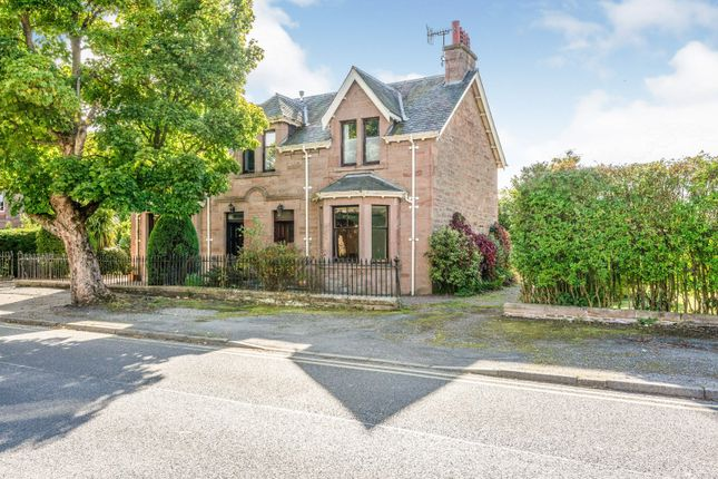 Thumbnail Semi-detached house for sale in Ferry Road, Dingwall, Highland