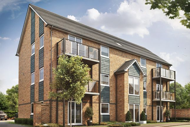 Thumbnail Flat for sale in Cadet Drive, Shirley, Solihull