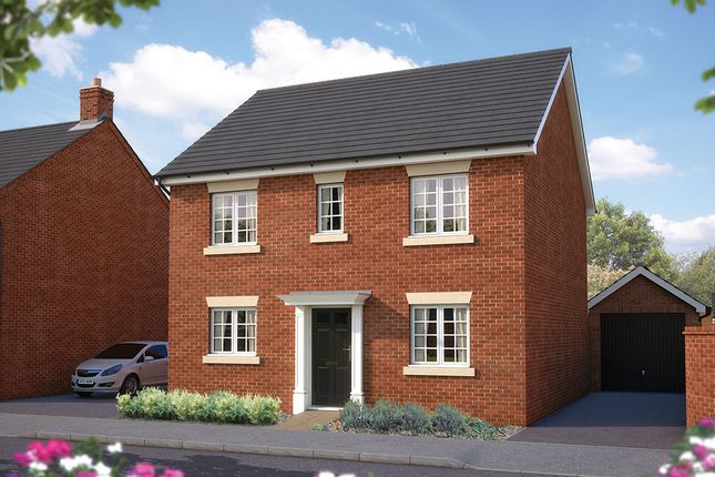 """Thumbnail Detached house for sale in """"The Buxton"""" at Dudley Road, Honeybourne, Evesham"""