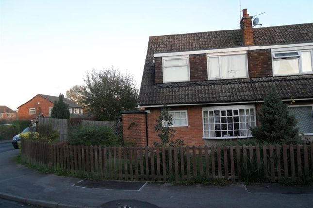 Thumbnail Semi-detached house to rent in Longwood Crescent, Shadwell