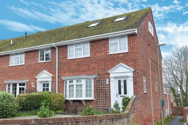 Thumbnail Property to rent in Brunswick Place, Lymington