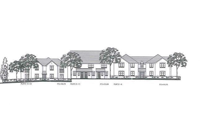 Thumbnail Land for sale in Residential Development Site, Moss Road, Wrockwardine Wood, Telford, Shropshire