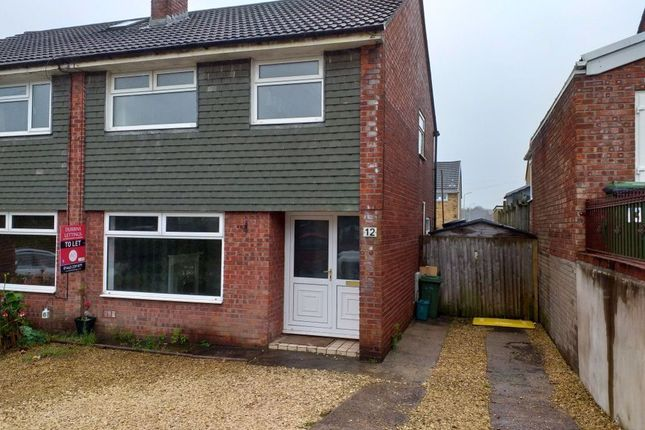 3 bed property to rent in Campton Place, Beddau, Pontypridd CF38