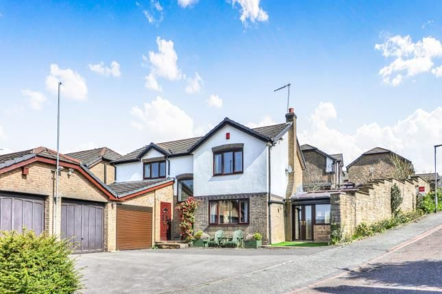 Thumbnail Detached house for sale in Applecross Drive, Burnley, Lancashire