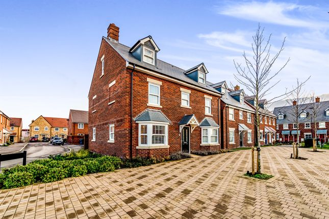 Thumbnail Detached house for sale in Green Lane, Wixams, Bedford
