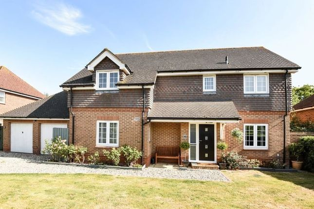 Thumbnail Detached house for sale in Newman Lane, Drayton, Abingdon