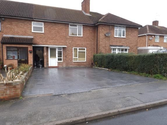 Thumbnail Terraced house for sale in Pimbury Road, Short Heath, Willenhall, West Midlands