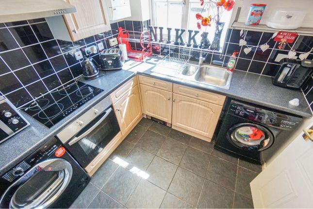 Kitchen of Richborough Drive, Dudley DY1