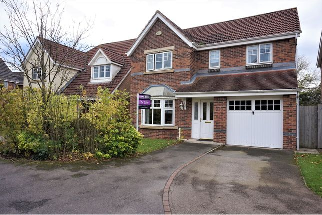 Thumbnail Detached house for sale in Ettersgill Close, Eaglescliffe, Stockton-On-Tees