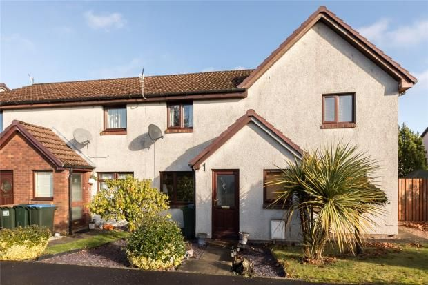 Thumbnail Terraced house for sale in Argyll Road, Kinross, Perth And Kinross