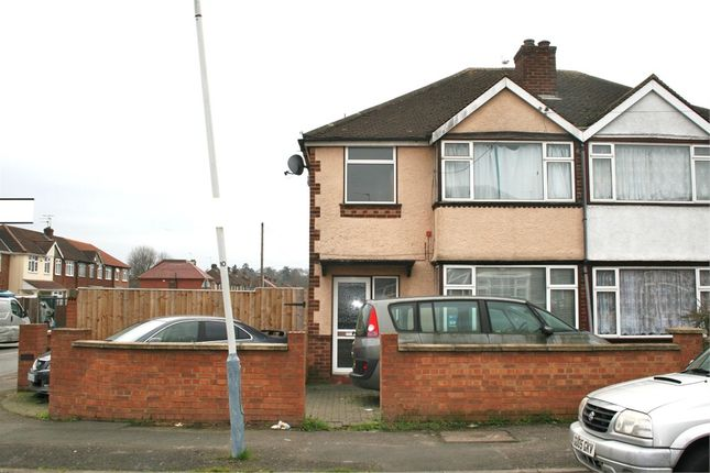 Thumbnail Semi-detached house for sale in Laburnum Road, Hayes