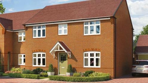 4 bed detached house for sale in York Road, Priorslee, Telford TF2