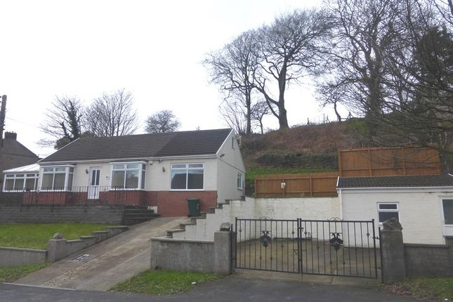 Thumbnail Detached house for sale in Giants Grave Road, Briton Ferry, Neath