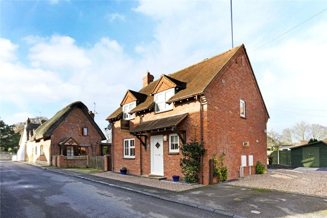 Thumbnail Detached house for sale in School Lane, Bretforton, Evesham, Worcestershire