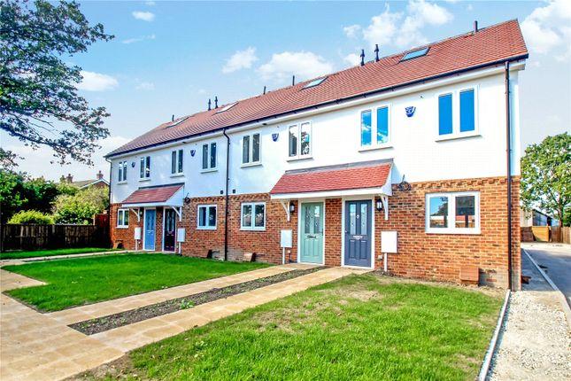 Thumbnail End terrace house for sale in Styles Close, Ide Hill Road, Four Elms, Edenbridge