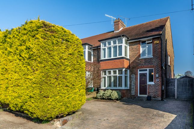 Thumbnail Semi-detached house for sale in Kirdford Road, Arundel, West Sussex