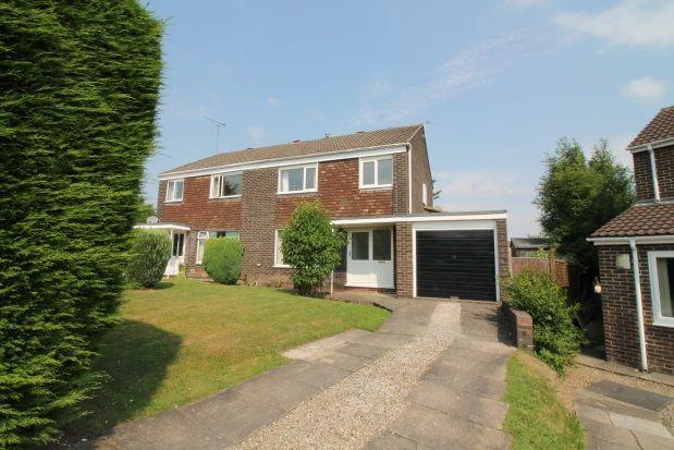 Thumbnail Property to rent in Hookstone Close, Harrogate