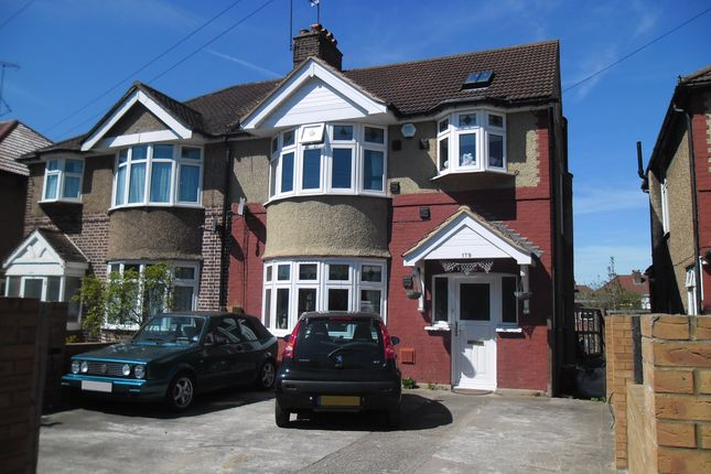 Thumbnail Semi-detached house to rent in Springwell Road, Hounslow