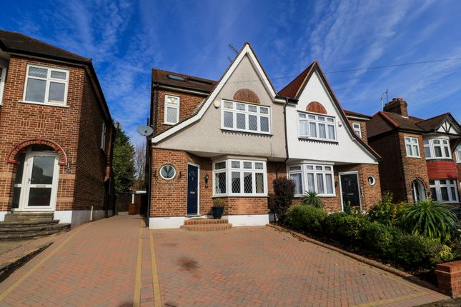 Thumbnail Semi-detached house for sale in Fairlight Avenue, London