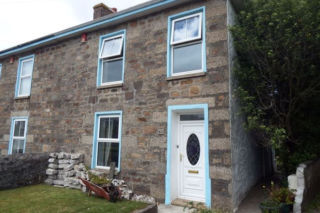 Thumbnail Property to rent in North Parade, Camborne