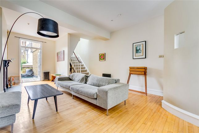 Thumbnail Terraced house to rent in Wallgrave Road, Earls Court, London