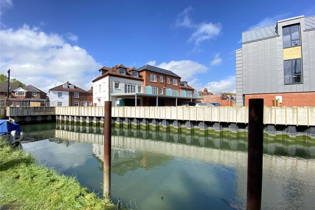 Thumbnail Town house for sale in Dolphin Quay, Queen Street, Emsworth, Hampshire