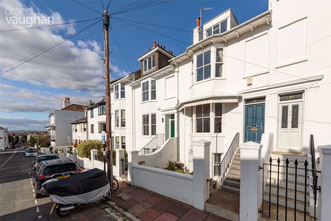 Thumbnail Terraced house for sale in Clifton Hill, Brighton, East Sussex