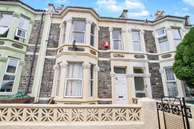 Thumbnail Terraced house for sale in Cromer Road, Bristol, Somerset