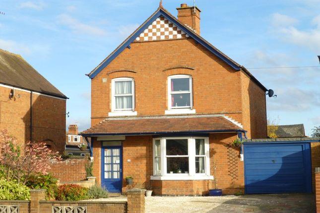 Thumbnail Detached house for sale in Cheltenham Road, Evesham