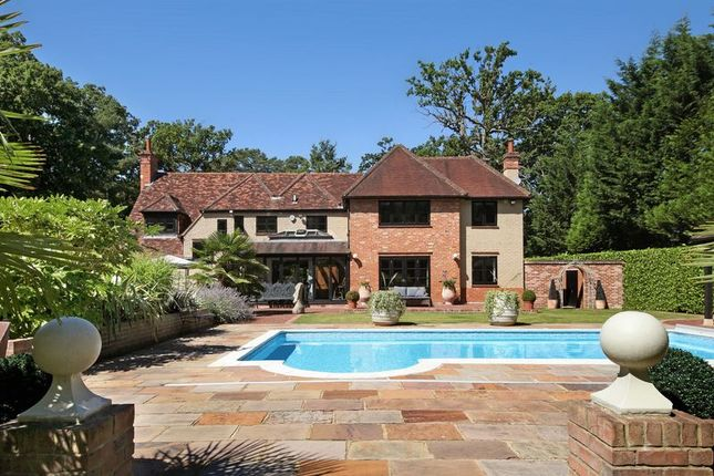 Thumbnail Detached house for sale in Pyebush Lane, Beaconsfield