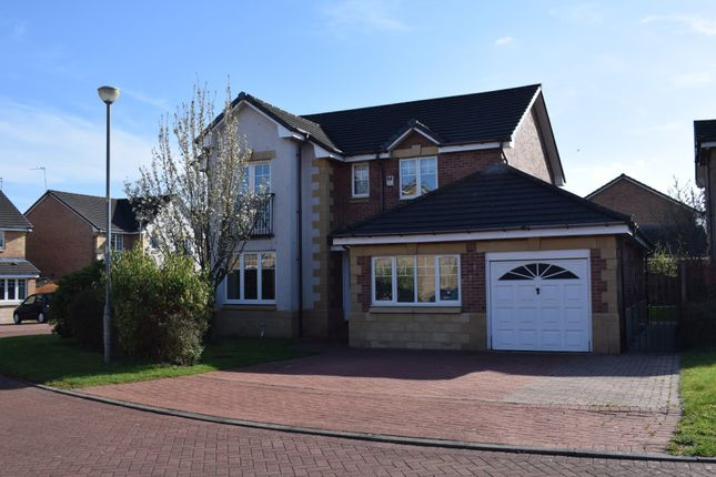 Thumbnail Detached house for sale in 1 Ballochmyle Place, Crookston, Glasgow