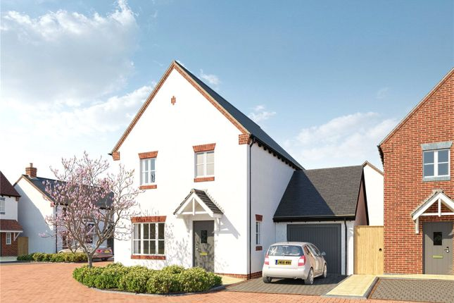 Thumbnail Semi-detached house for sale in The Langbourn, The Paddocks, Bourne End, Hertfordshire