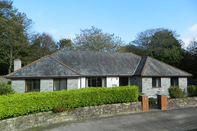 Thumbnail Detached bungalow for sale in Lowenac Gardens, Camborne
