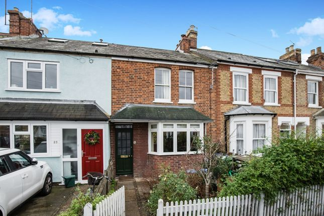 Thumbnail Terraced house for sale in Percy Street, Oxford
