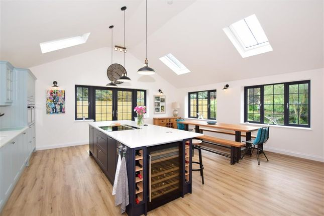 Thumbnail Detached house for sale in Soles Hill Road, Chilham, Canterbury, Kent