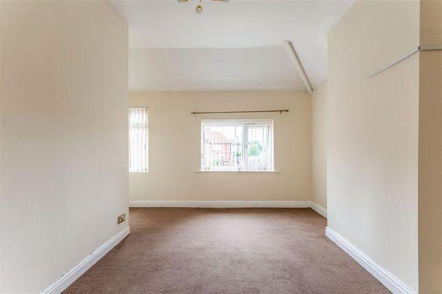 Bedroom of Princes Crescent, Edlington, Doncaster DN12