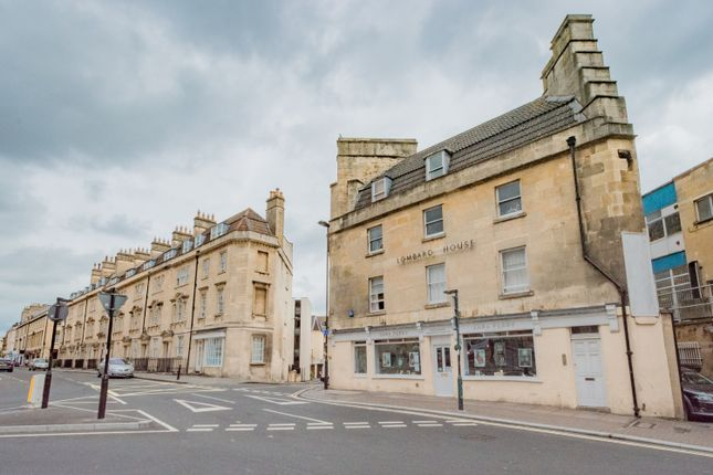 Thumbnail Flat to rent in St. James's Parade, Bath